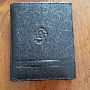 Men's Fernando Calvillo Barea Leather Wallet